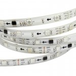 Taśma WS2811 magic RGB 150 LED SMD5050 IP65 5m