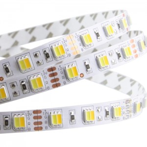 Taśma CCT 300 LED SMD5050 IP20 3000-6000K 1m