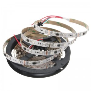 Taśma WS2811 magic RGB 150 LED SMD5050 IP20 5m